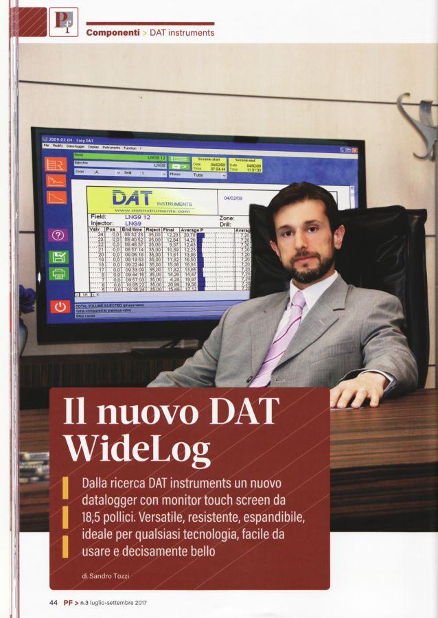 2017, Amedeo Valoroso, intervista rivista PF, n3