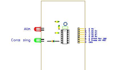 3CTRALL, drawing by Amedeo Valoroso, sistema di controllo per allargatore centina, sistema di controllo per sollevatori per gallerie