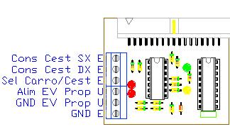 3CTRCEST, drawing by Amedeo Valoroso, processore per elettrovalvole proporzionali, sistema di controllo per sollevatori per gallerie