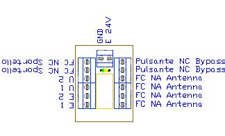 3CTREBK, drawing by Amedeo Valoroso, scheda di sicurezza per sollevamento persone, sistema di controllo per sollevatori per gallerie