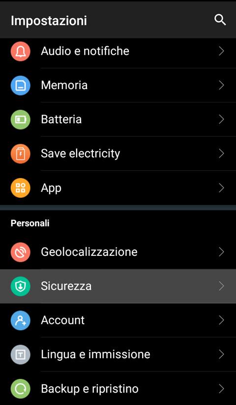 Android, installazione applicazioni origine sconosciuta, Kingroot root