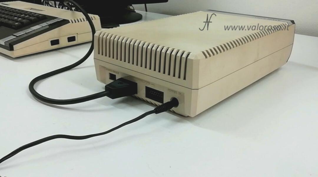 Atari 800XL Atari 1050 cavo SIO collegamento alimentazione