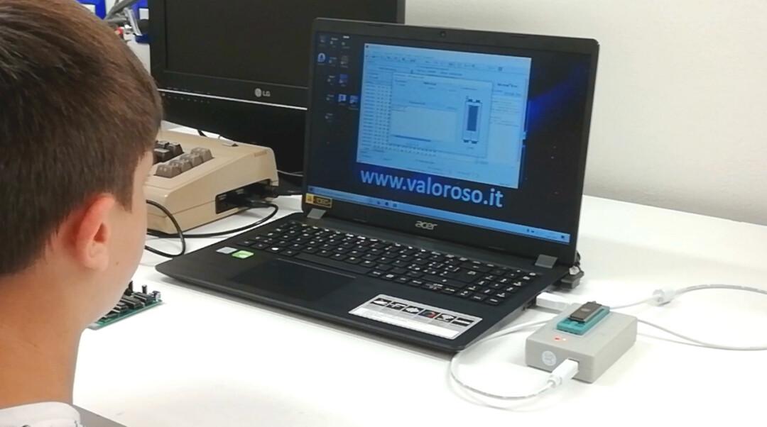 CG Programmer XGecu TL866II Plus USB Programming EPROM 27C020