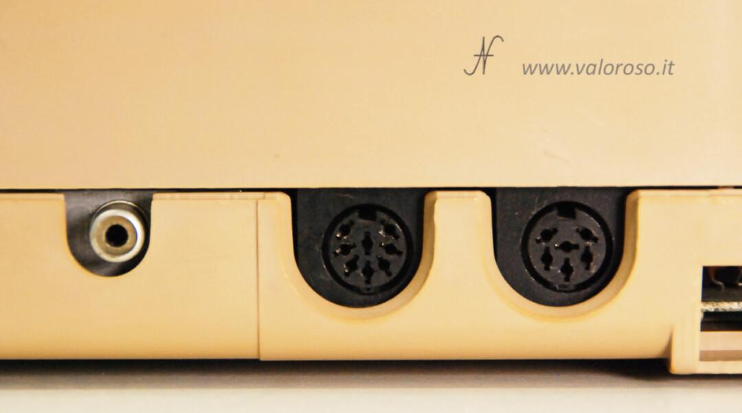 Commodore 64 uscita connettore DIN8 DIN 8 poli compatibile S-Video SVideo, migliorare qualità immagini