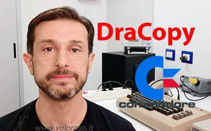 DraCopy, DraBrowse, cancella rinomina copia file, floppy disc drive 1541, emulatore SD2IEC, address 8 9, Commodore 64