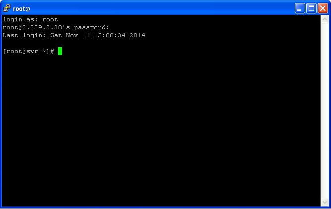 ExtraPutty, SSH, porta 22, Linux, CentOS, comandi, root login