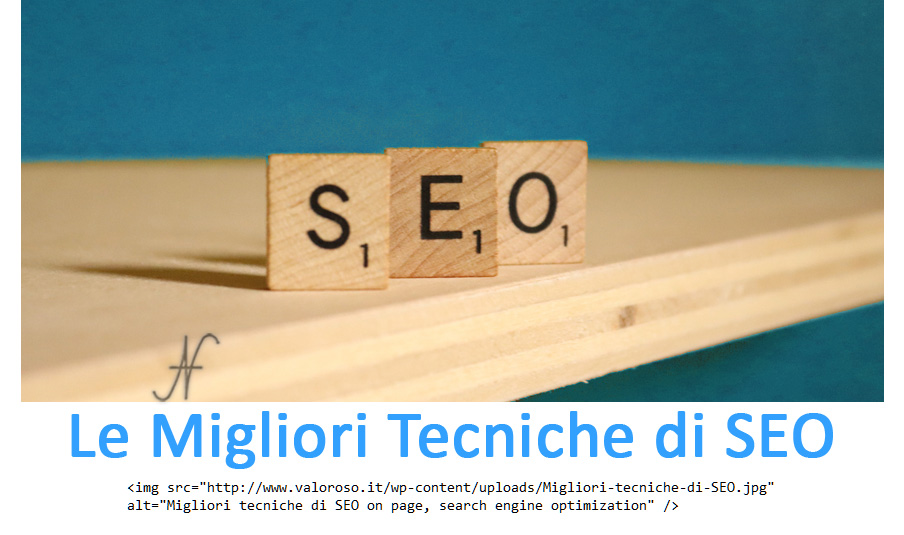 Migliori tecniche di SEO on page, search engine optimization