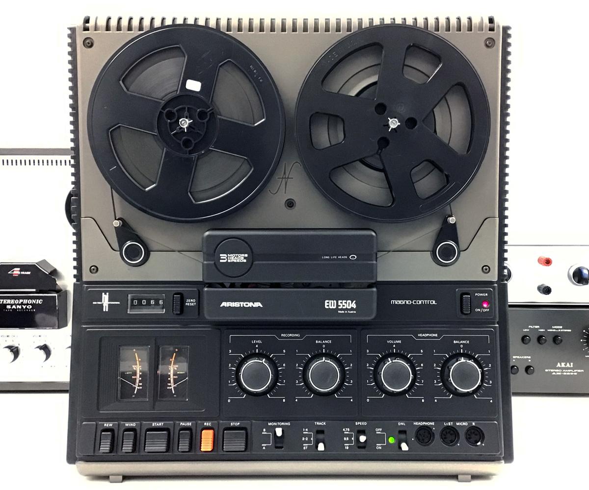 Philips N4504, Aristona EW5504, recap restauro riparazione, sostituzione condensatori