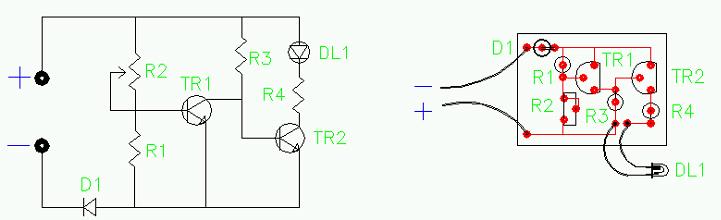 SPTEL, rilevatore linea telefonica SIP impegnata, schema, Amedeo Valoroso, busy telephone line indicator