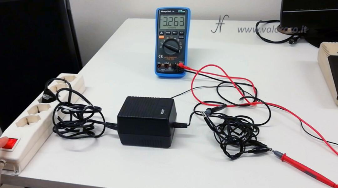 Atari 1050 floppy disk drive power supply transformer short circuit test
