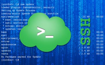 Useful Linux commands, CentOS, server administrator, SSH, server auditor, ExtraPutty