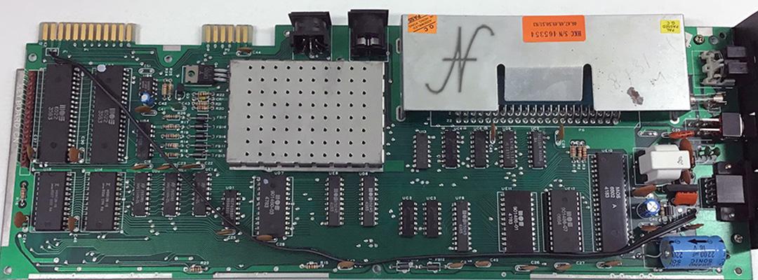ValorosoIT Commodore Vic20 Vic-20 PCB mainboard motherboard electronic