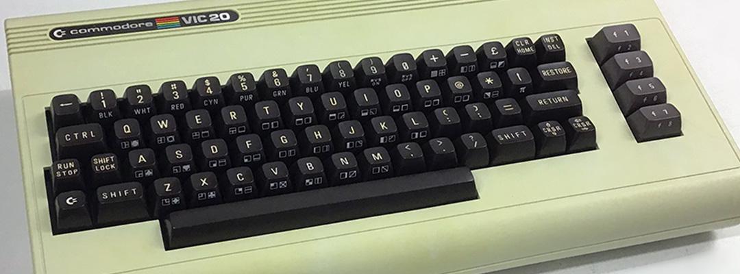 ValorosoIT Commodore Vic20 Vic-20 retro computer 80s
