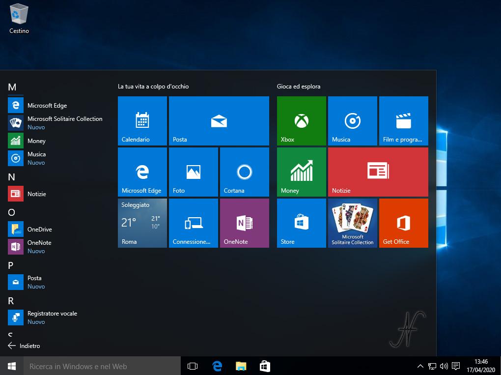 Windows 10, cancellazione, disinstallazione, rimozione, app preinstallate, app predefinite, PowerShell, Tutorial, money, notizie, onenote, getoffice, store, xbox, film, notizie, solitaire collection