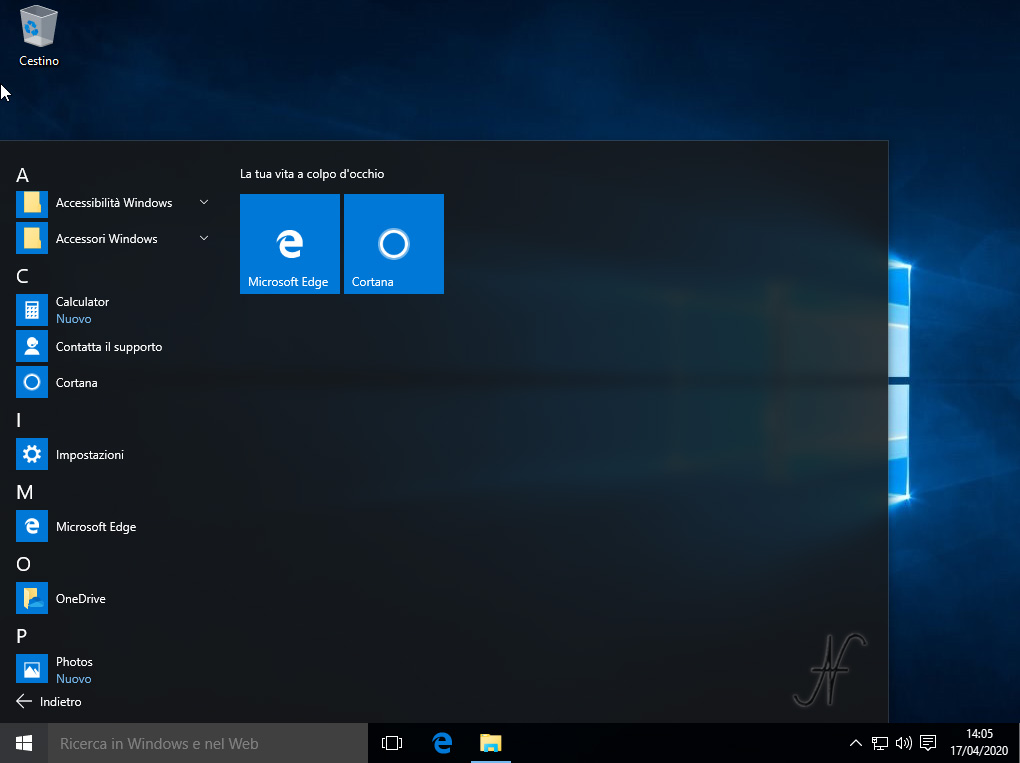 Windows 10, menu avvio programmi pulito, cancellazione, disinstallazione, rimozione, app preinstallate, Tutorial, money, notizie, onenote, getoffice, store, xbox, film, notizie, solitaire collecion