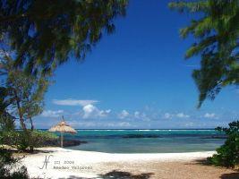 (2006) Spiaggia a Mauritius