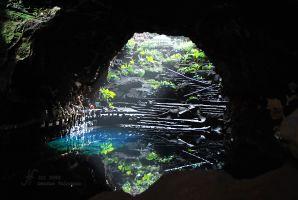 (2009) Cave at Lanzarote