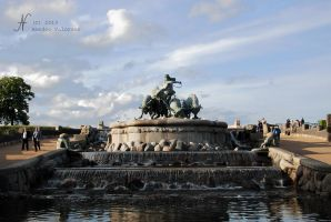 (2013) Gefion Fountain