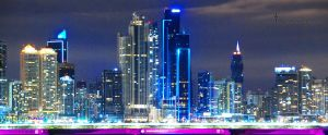 (2014) Panama City skyscrapers