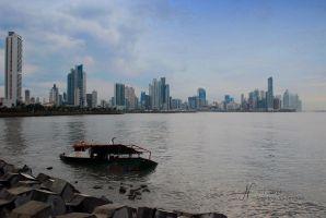 (2014) ShipWreck at Panama